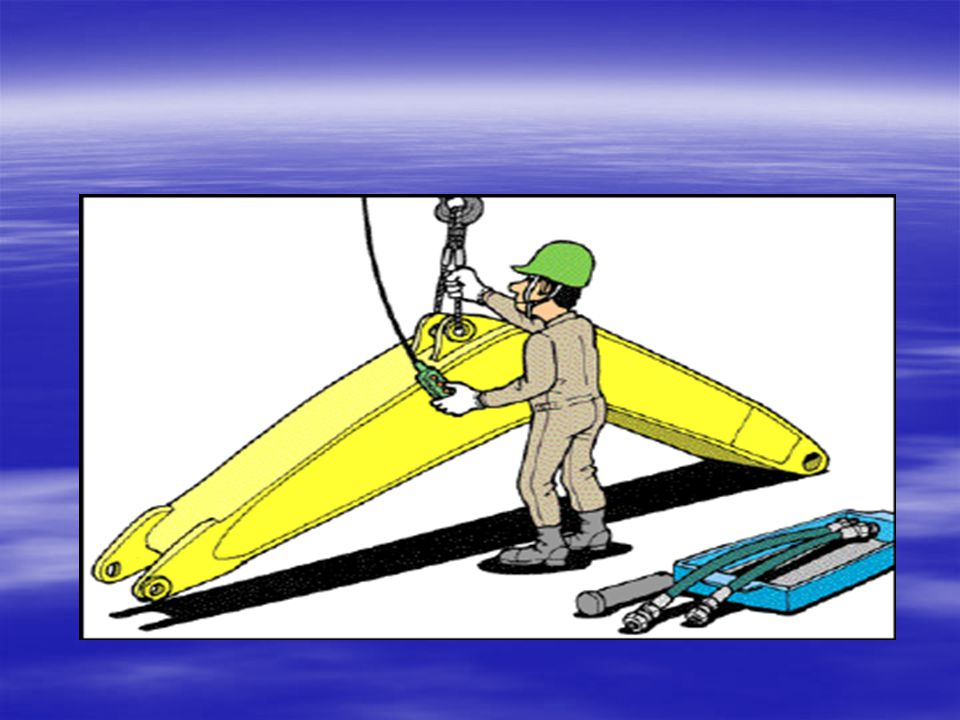 19- Yükün işçiler tarafından elle bağlanması veya çözülmesi halinde işin güvenlikle yapılabilmesi için gerekli düzenleme yapılmalıdır. Özellikle iş ek