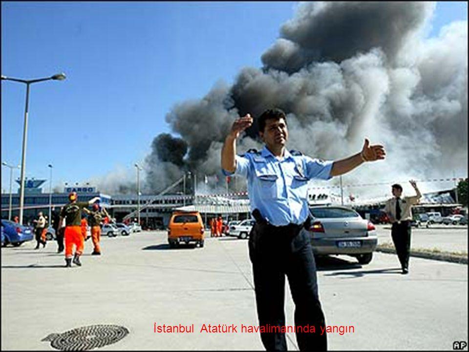 OLAY YERİ 3 İstanbul'da Terör Saldırısı