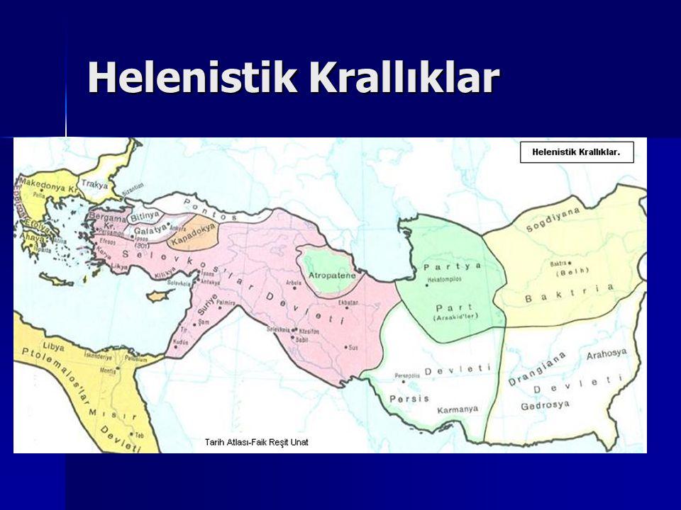 Helenistik Krallıklar