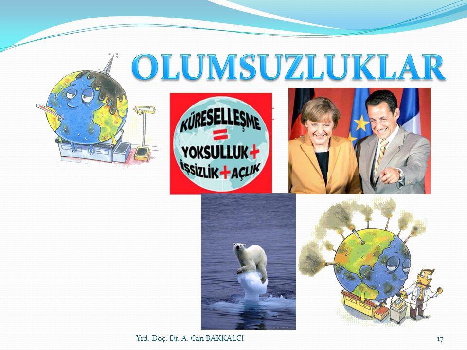 Yrd. Doç. Dr. A. Can BAKKALCI17