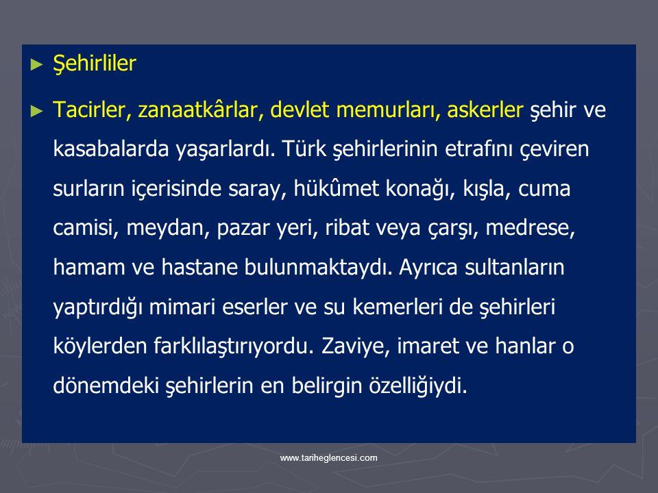 ► ► 2. Yönetilenler (Halk) ► ► Türk-İslam devletlerinde yönetilen halk; ► ► ilk Türk devletlerinde olduğu gibi aile, ailelerin birleşmesiyle boy ve bo