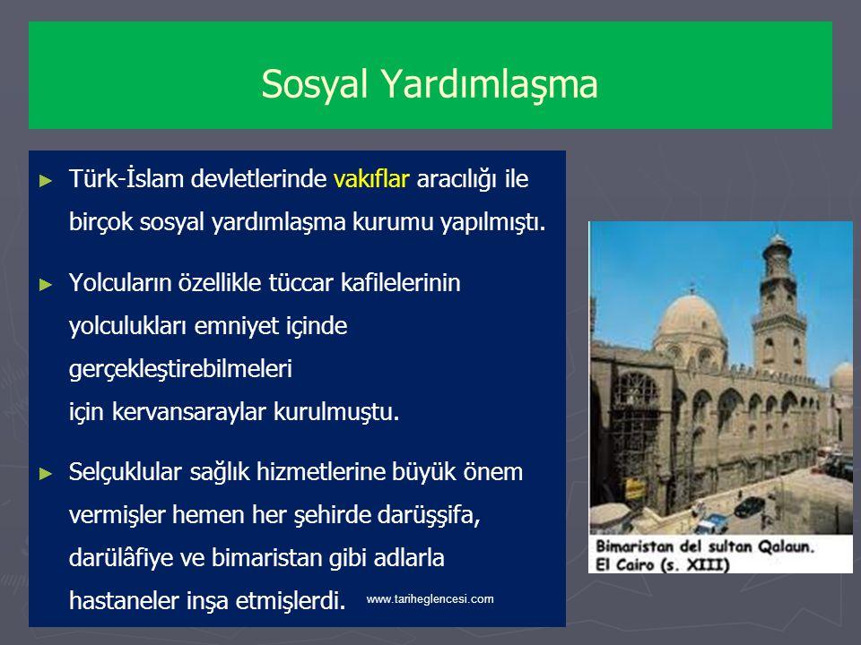 ► ► Türklerin İslamlaşma sürecinin başlangıç dönemlerinde âdet, anane ve dinî inançlarda eski Türk toplumunun izleri tamamen silinmemişti. Sonraki dön