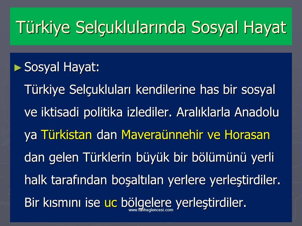 ► ► Değişik bir çevreye göç etmelerine rağmen Türkler Orta Asya yemek kültürünü yaşatmışlardır...XI.