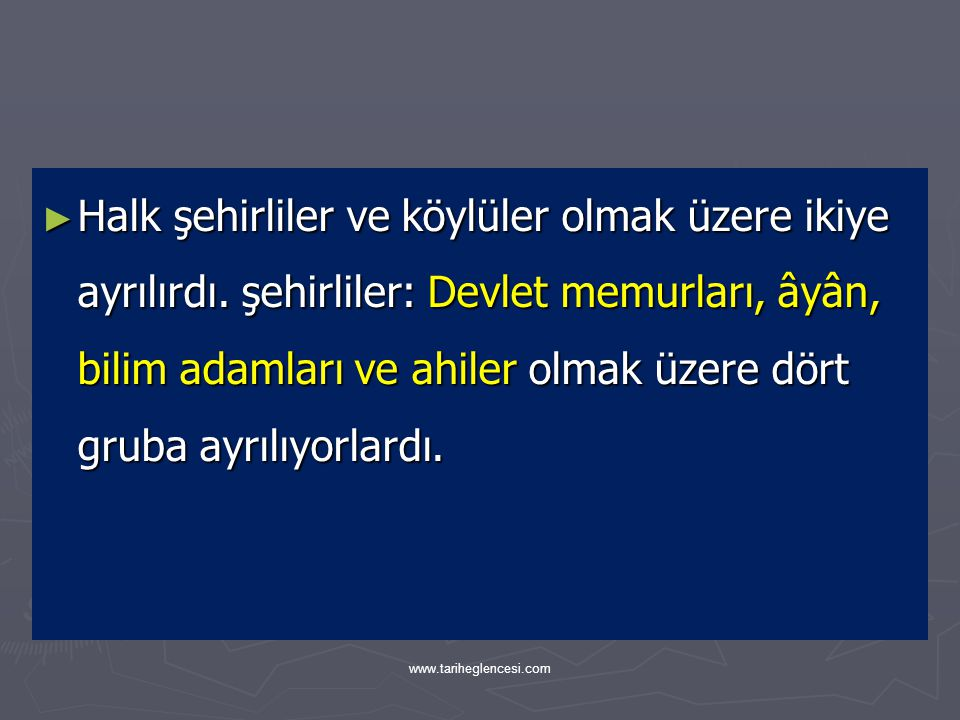 ► Hristiyan-Müslüman ayrımı gözetmeden uyguladıkları adil yönetim Rum, Ermeni ve Süryani halkın Türk yönetimini tercih etmelerine sebep oldu.