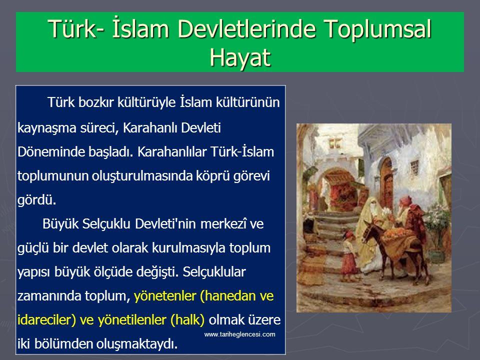 ► Atı ilk evcilleştiren Türkler onu binek ve savaş aracı olarak kullandılar.
