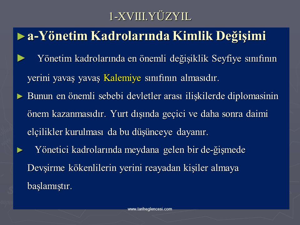 ► Osmanlı toplum yapısının değişmesinde iç ve dış etkenler etkili olmuştur. Bunları şu şekilde belirtebiliriz: ► 1-Nüfus artışı 2-Dirlik sisteminin bo