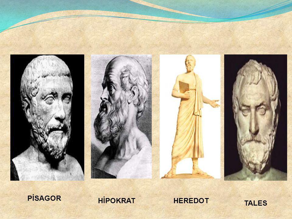 PİSAGOR HİPOKRATHEREDOT TALES
