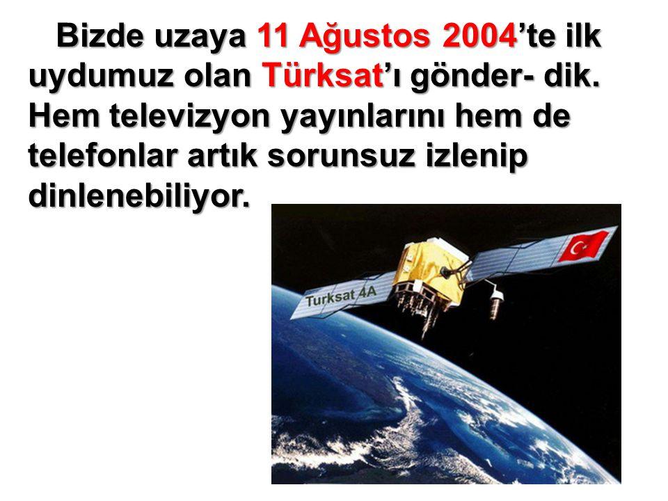 Ülkemiz 24 Şubat 1994 yılında GSM teknolojisi ile tanıştı.