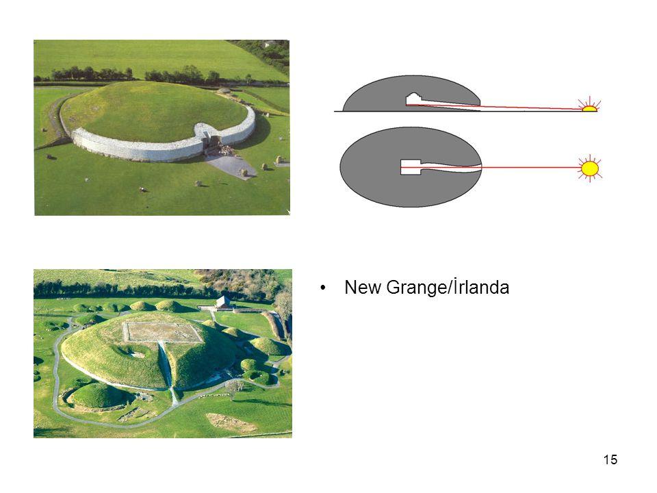 15 New Grange/İrlanda