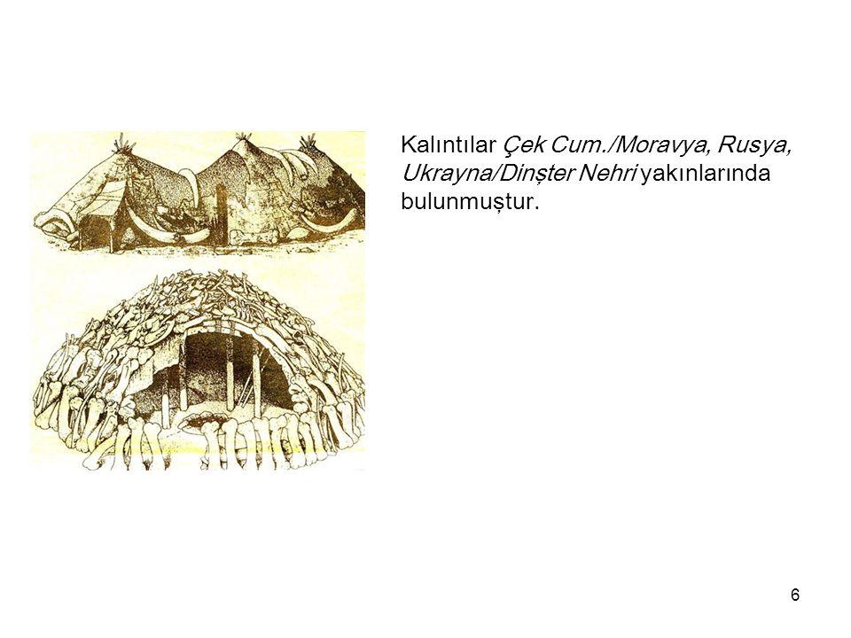 7 Neolitik (Yeni Taş Çağı) Kültür İ.Ö.