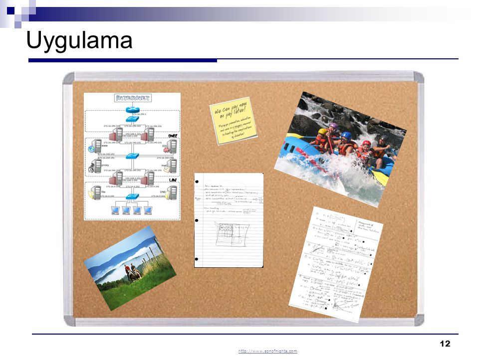 12 Uygulama http://www.sonofnights.com