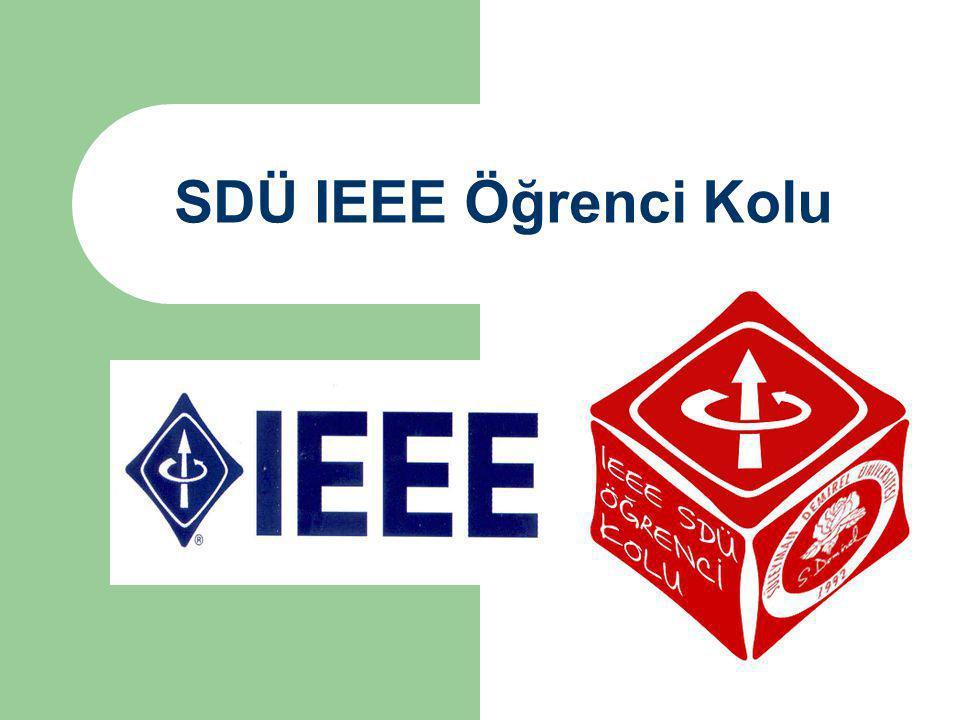 IEEE Tarihçe 1884 yılında Alexander Graham Bell ve Thomas Edison gibi dönemin büyük bilim adamlarınca temelleri atılmıştır En başından beri IEEE, elektro teknolojinin ve bununla bağlantılı bilimlerin kuram ve uygulamalarını ileriye götürmüş, teknolojik yenilik ve gelişmeler için katalizör görevi yapmış ve üyelerinin ihtiyaçlarını geniş çeşitlilikteki program ve hizmetleriyle desteklemiştir.
