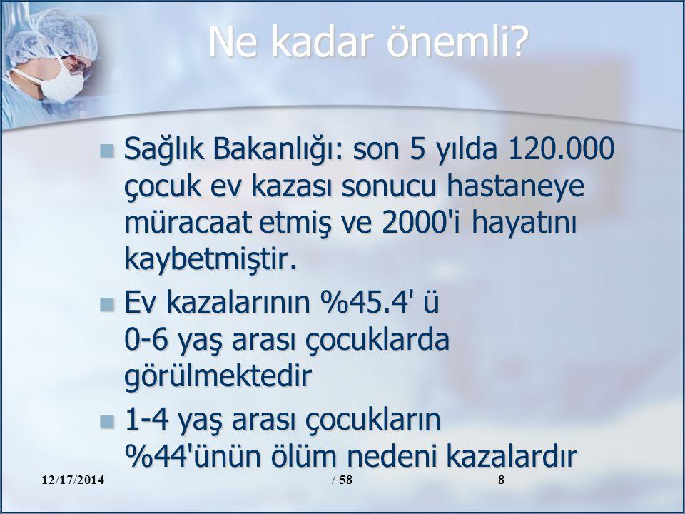 Kesiklerde en önemli tehlike KAN KAYIBIDIR 12/17/2014/ 5829