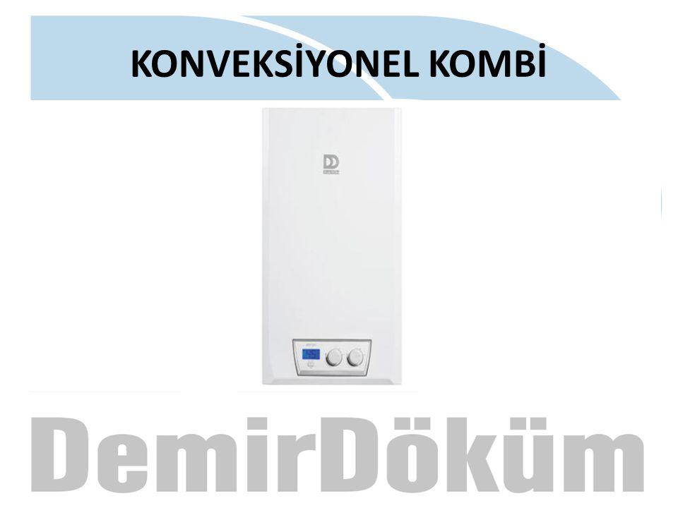 KONVEKSİYONEL KOMBİ