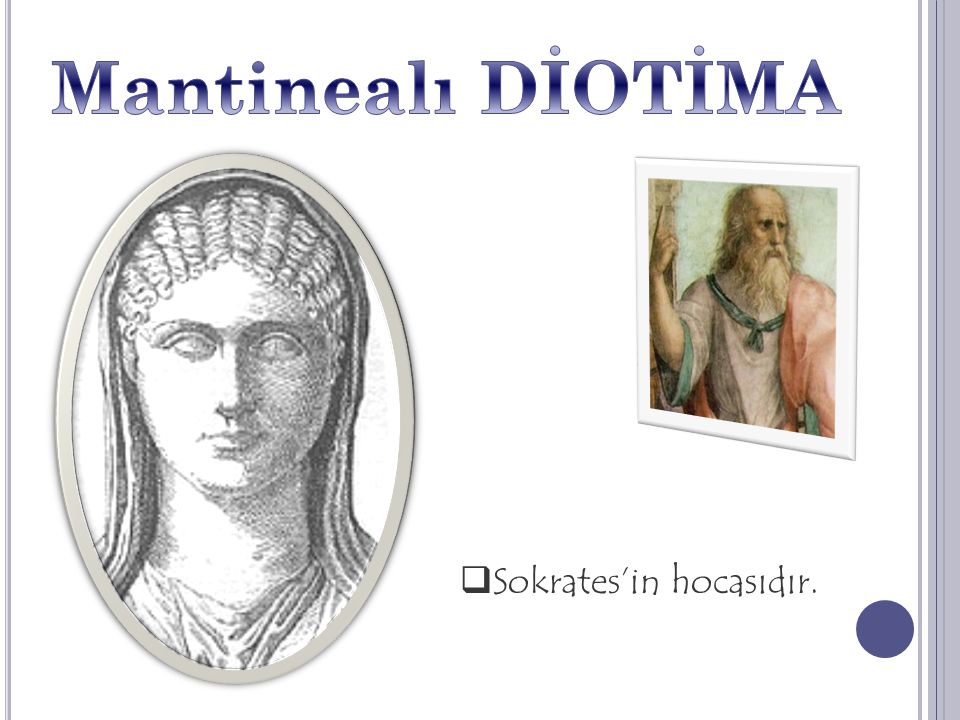  Sokrates'in hocasıdır.