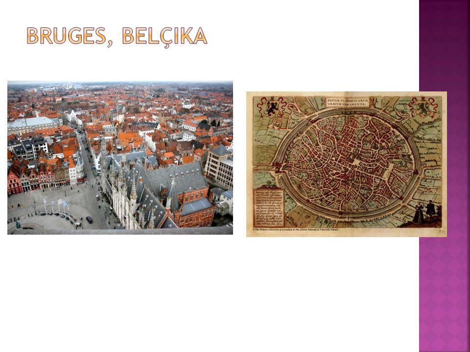 Kuzey Avrupa Hanseatik Ligi Venedik Gettosu Palmanova, İtalya