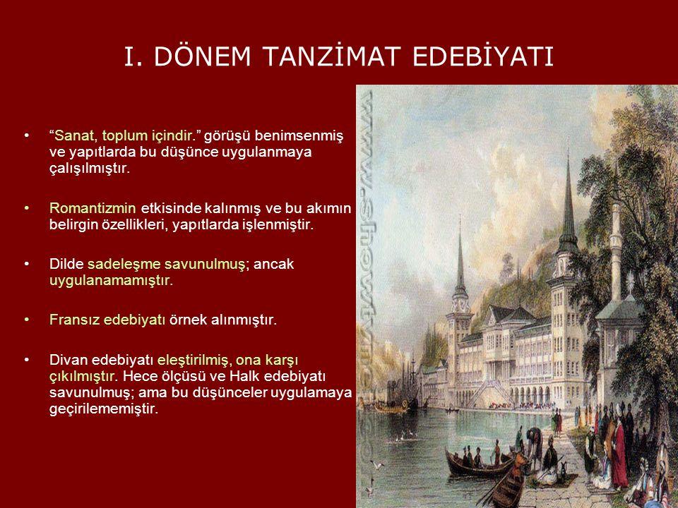 SAMİPAŞAZADE SEZAİ (1860- 1936) Batı tarzında yazmış olduğu hikayeleri ile tanınır.