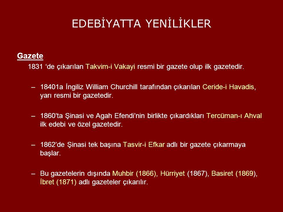 AHMET VEFİK PAŞA (1823 - 1891) Milliyetçilik ve Türkçülük fikirlerinin en önde gelen savunucularındandır.