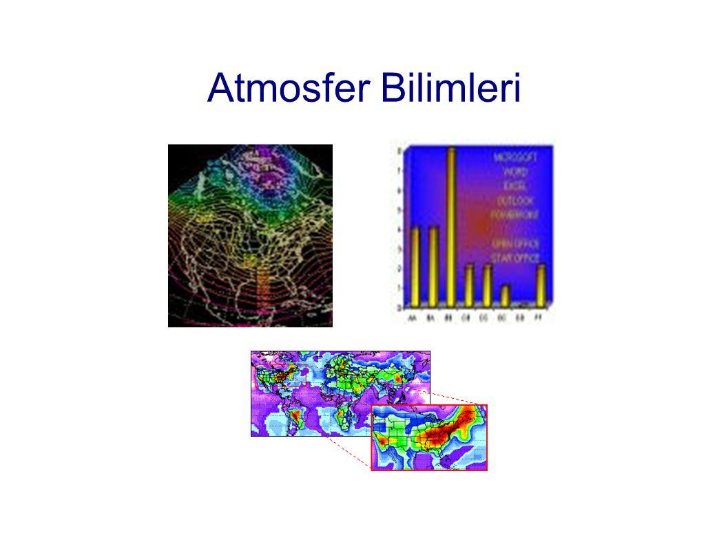 Atmosfer Bilimleri
