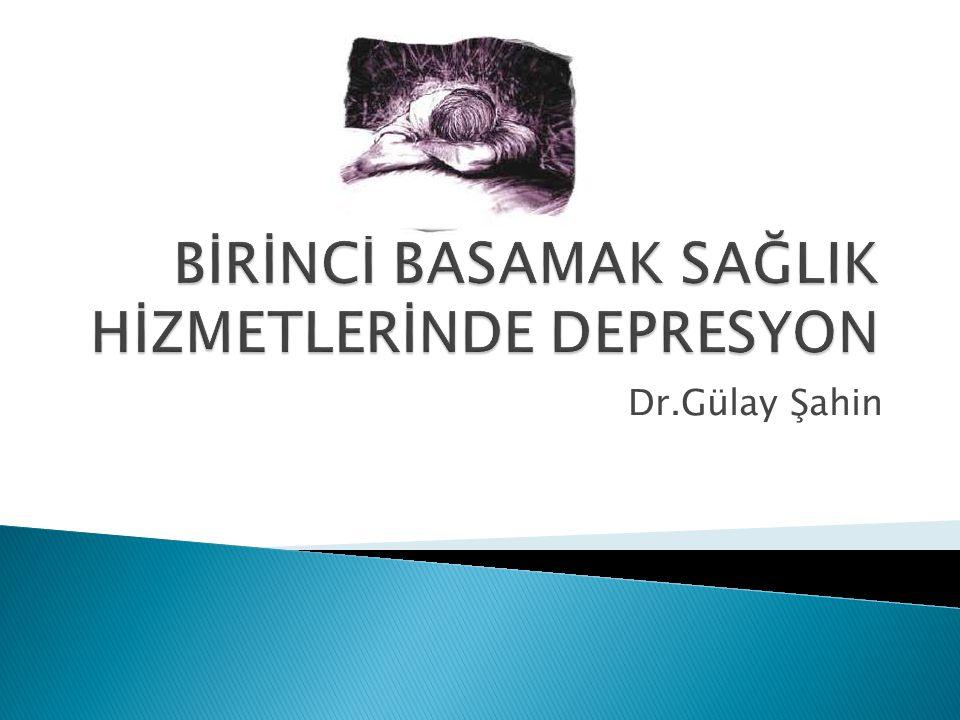 Dr.Gülay Şahin