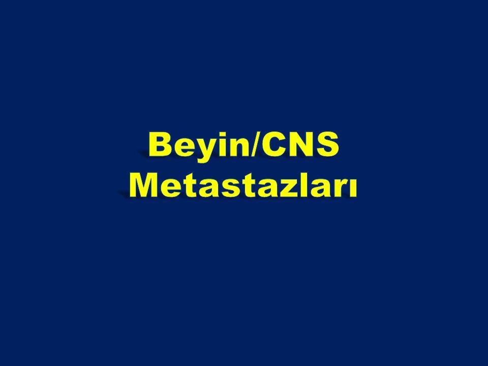 ErbB2 + Metastatik Meme Kanserinde Endikasyon Çalışmaları ve Sonuçları Hedef hasta sayısı Alınan hasta sayısı Geyer çalışmasında hedeflenen hasta sayı