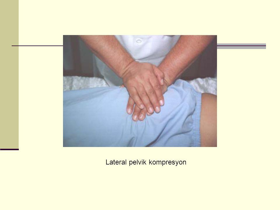 Lateral pelvik kompresyon