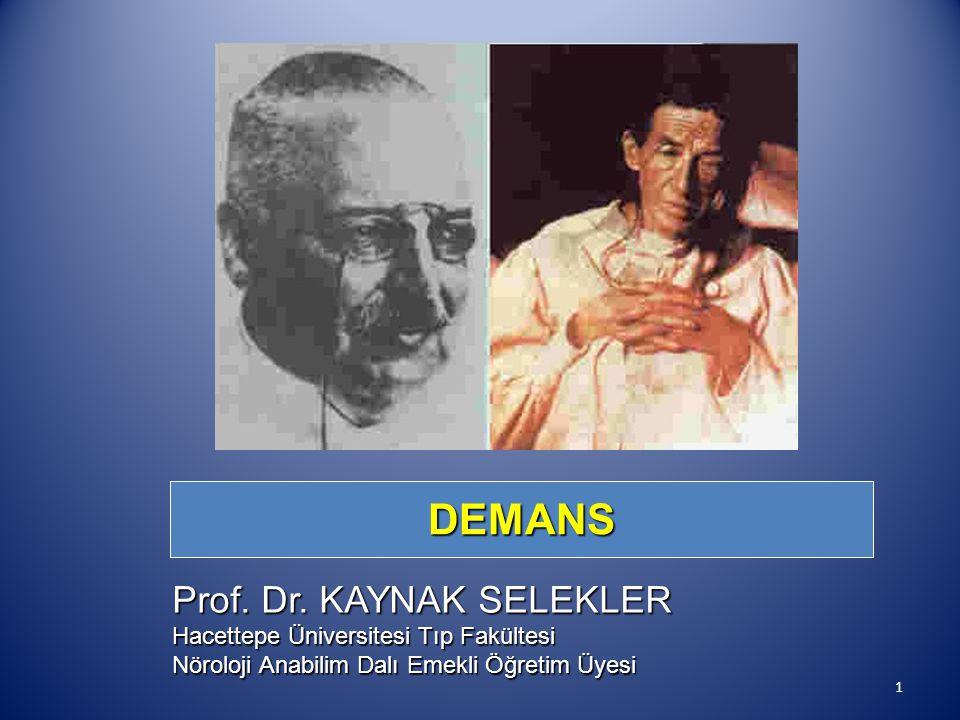 DEMANS Prof.Dr.