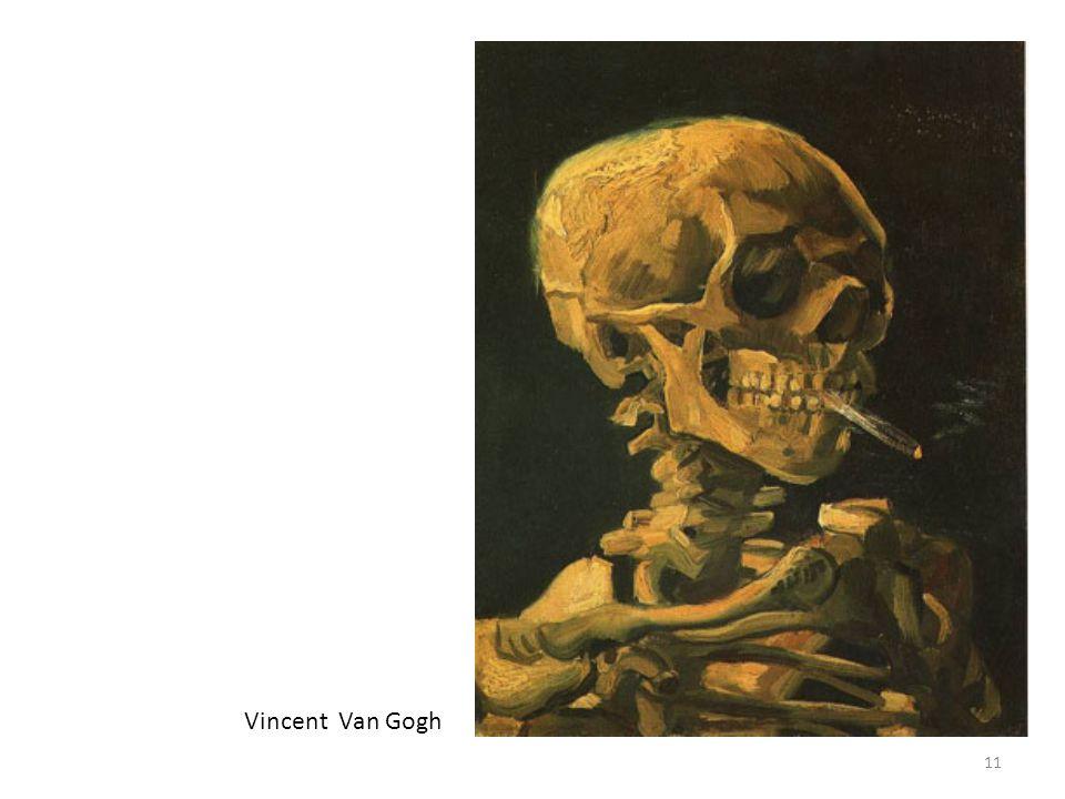 11 Vincent Van Gogh