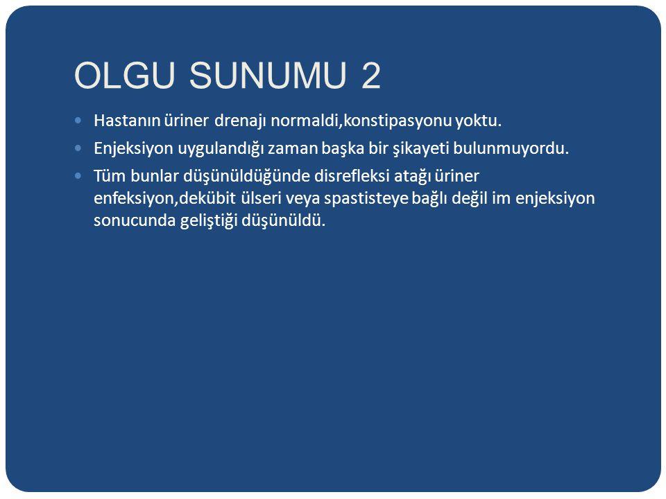 KAYNAKLAR 1.Hasan Oğuz,Erbil Dursun,Nigar Dursun,Tıbbi Rehabilitasyon,Nobel Tıp Kitabevleri,2004;638-639 2.Delisa JA,Fiziksel Tıp ve Rehabilitasyon Uygulamaları,Arasıl T(çeviri editörü)4.Baskı,2007;1724-1725 3.Delisa JA,Kırshblum S,Campagnolo DI,Spinal Cord Medicine;125-127 4.Blackmer J,Rehabilitation Medicine:Autonomic Dysreflexia,Canadian Medical Association or its licensors,28,2003;169(9) 5.A Systematic review of the Management of Autonomic Dysreflexia After Spinal Cord İnjury,Arch Phys Med Rehabil,90;2009