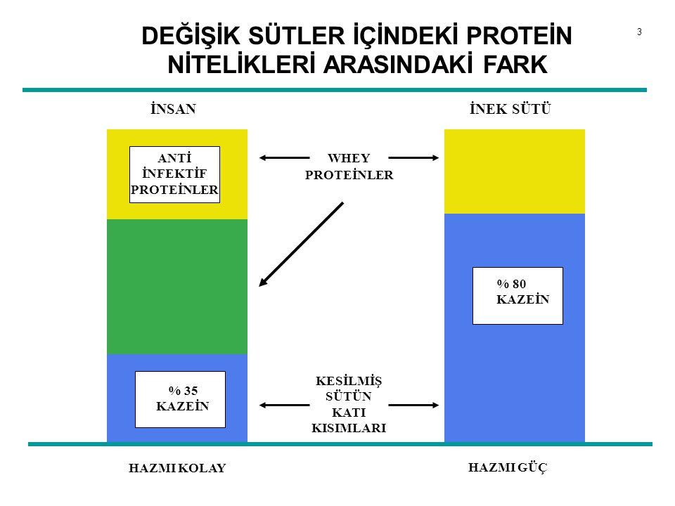Emzirmenin Aile ve Topluma Yararı Daha iyi sağlıklı beslenme, iyilik hali Diğer kardeşlere daha çok zaman Ekonomik yarar –Emzirme yapay beslenmeden daha ucuz –Emzirme tıbbi harcamaları azaltır A.B.D.'de sağlık harcamamarını 3.6 M USD azaltabilir* Çevreyi korur *Ball TM, Pediatrics 1999