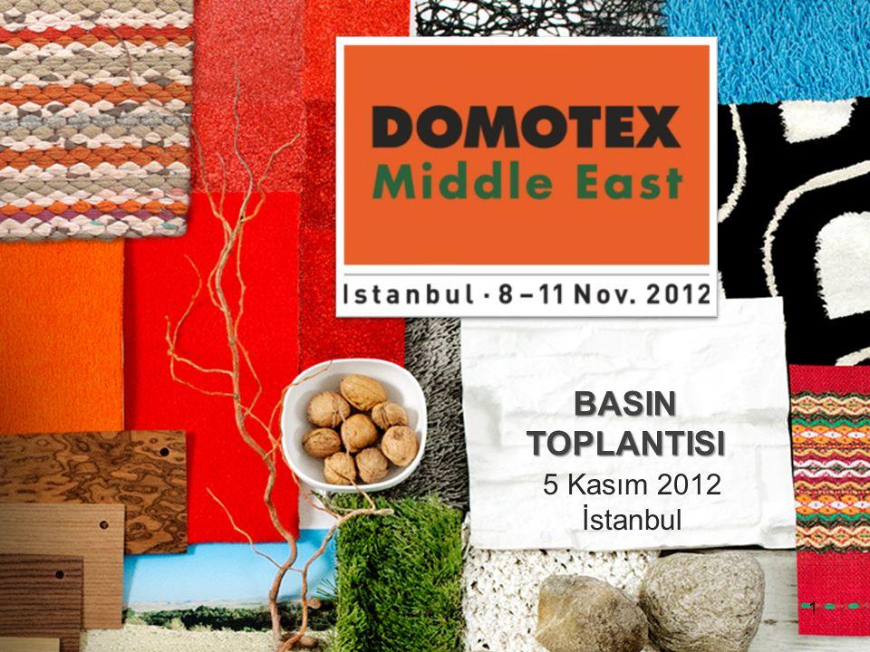 1 BASINTOPLANTISI 5 Kasım 2012 İstanbul