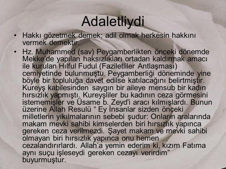 İNSANLARIN MALLARINI VE HAKLARINI EKSİLTMEYİN (ŞUARA 183) ADALETLİYDİ