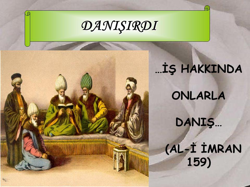 Hz. Muhammed (sav) zamanının en iyi şekilde değerlendirirdi. O gününü üç bölüme ayırmıştı. Bir kısmını ibadet için, bir kısmını aile bireyleri için, b