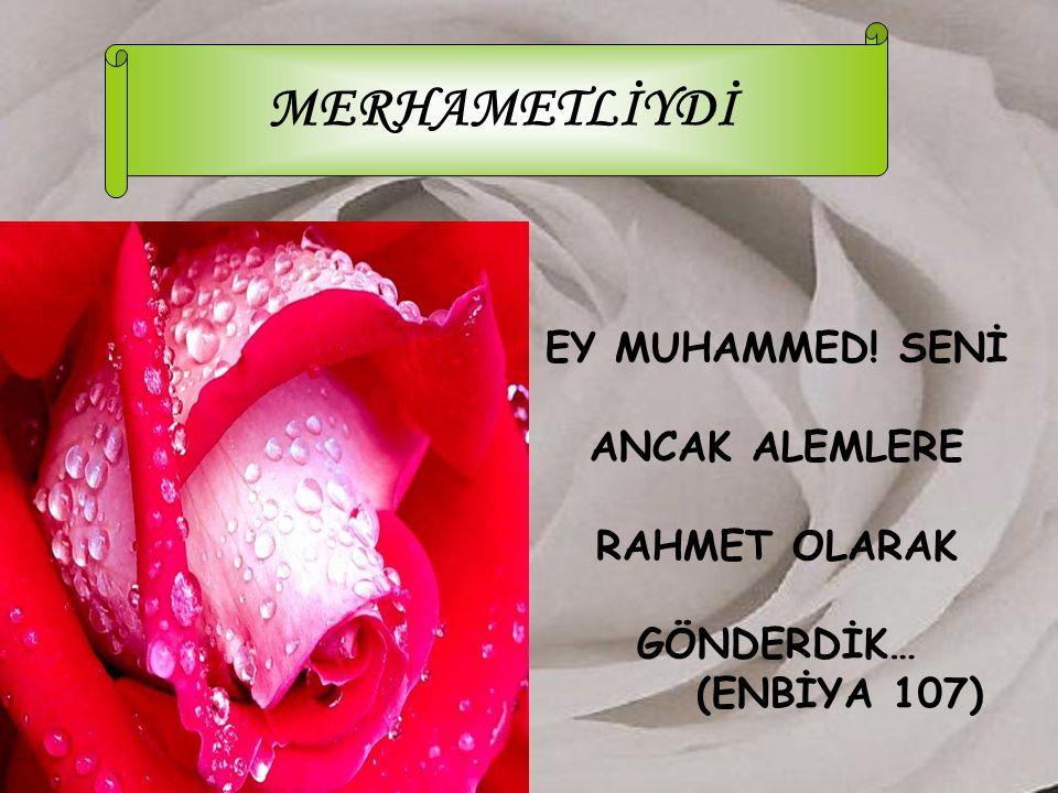 Güvenilirdi Hz. Muhammed(SAV)gerek peygamberliği öncesinde gerekse peygamberliğinde son derece güvenilir bir insandı.Kendisine emanet edilen şeyleri k