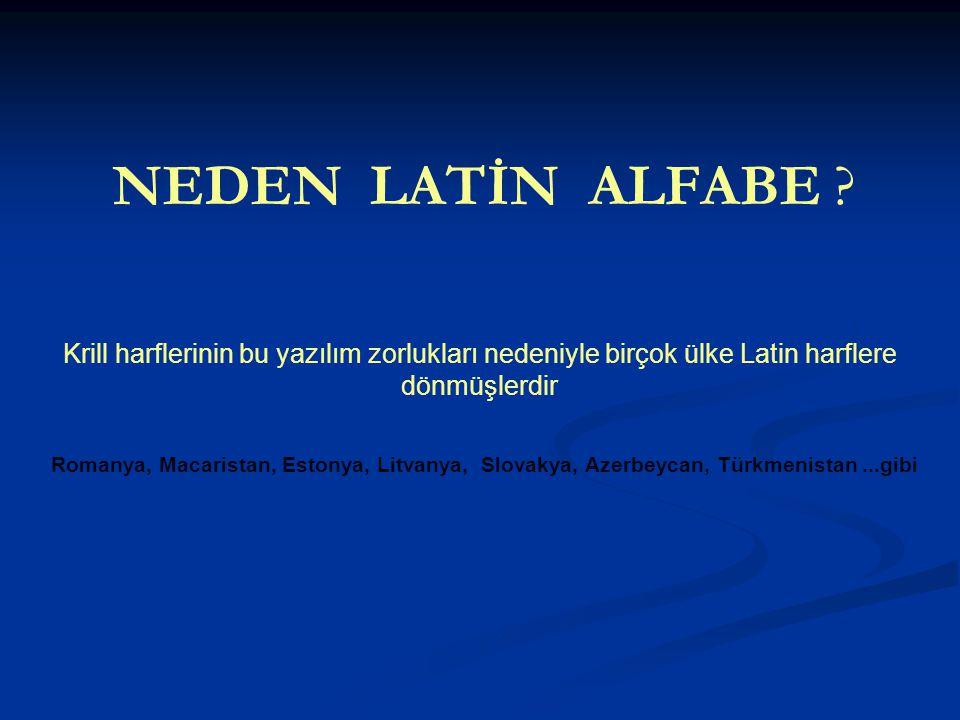 Windowsa türkçe harfler eklenerek dünyanın her yerinde Adığ'eler internet üzerinden standart harflerle haberleşebilirler Örneğin harf standardı olmama