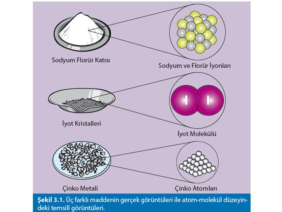 Bir başka örnek olarak bağları polar ve molekülü açısal olan H 2 O molekülünü ele alalım (Şekil 3.17).