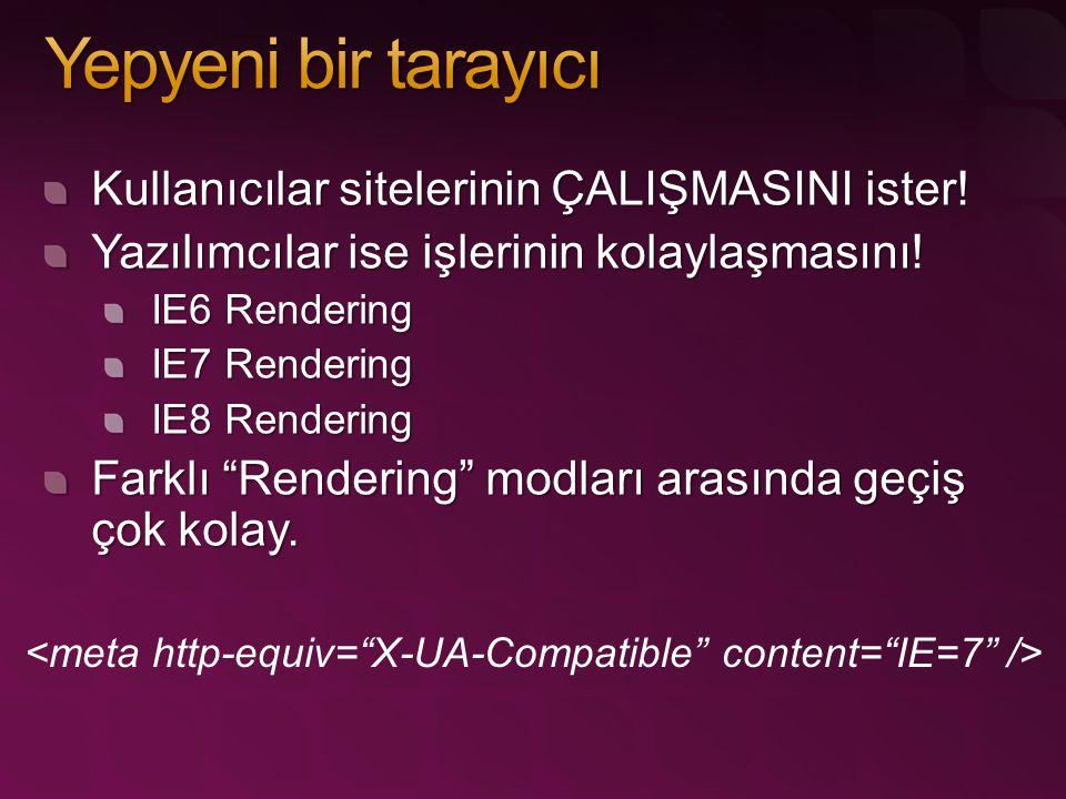 // 1.XDR objemi yarat. var xdr = new XDomainRequest(); // 2.