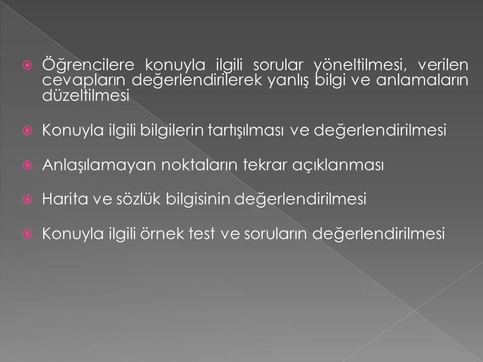 Anadolu Türk siyasi birliğini sağlamaya yönelik faaliyetler: Anadolu siyasi birliğini sağlamaya yönelik faaliyetler: Balkan fetihleri: Karadeniz hâkimiyeti için yapılan fetihler: Akdeniz hâkimiyeti için yapılan fetihler: