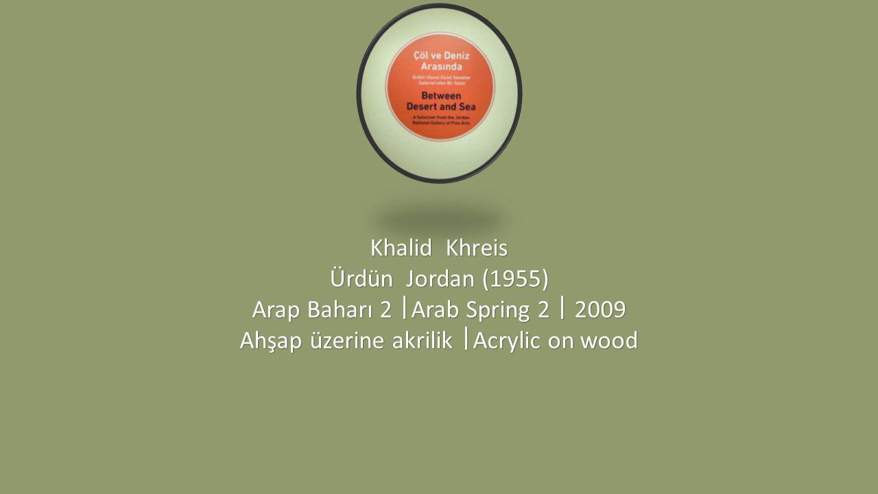 Rajwa Ali Ürdün Jordan (1969) Mücevherler ᅵ Jewels ᅵ 2007 Taşlar, gümüş kâğıt, ahşap ve kömür Stones, silver paper, wood and coal