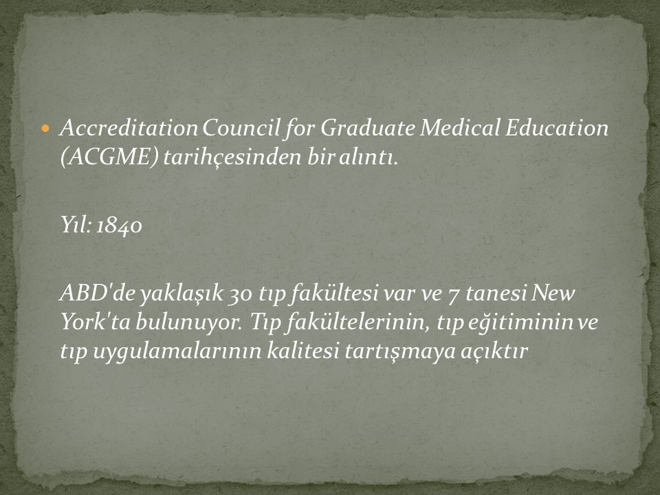Türk Tabipler Birliği (TTB) Uzmanlık Dernekleri Eşgüdüm Kurulu (UDEK) TTB-UDEK Ulusal Yeterlik Kurulu (UYEK) Avrupa Tıp Uzmanları Birliği-the European Union of Medical Specialists (UEMS) (www.uems.net)www.uems.net European Board of ………