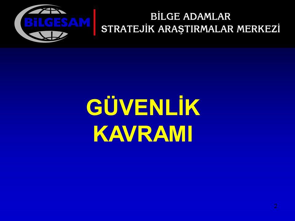 GÜVENLİK KAVRAMI 2