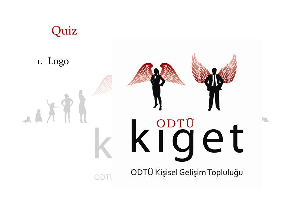 Quiz 1.Logo