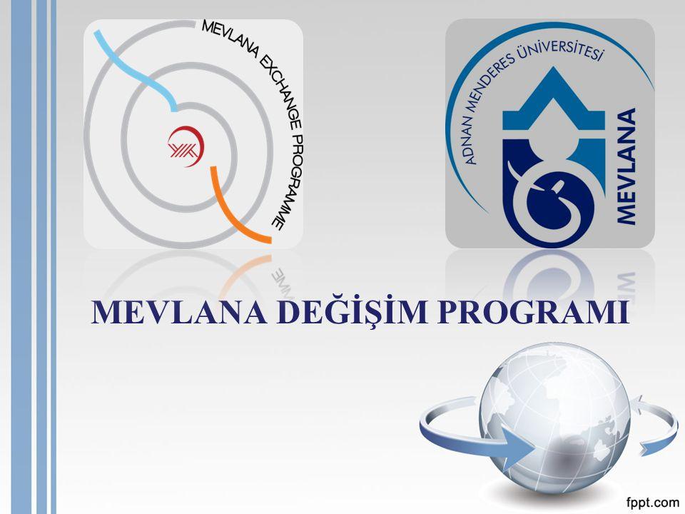 Üniversitemiz ile yurt dışında eğitim veren yüksek öğretim kurumları arasında öğretim elemanı ve öğrenci değişimini mümkün kılan bir programdır.