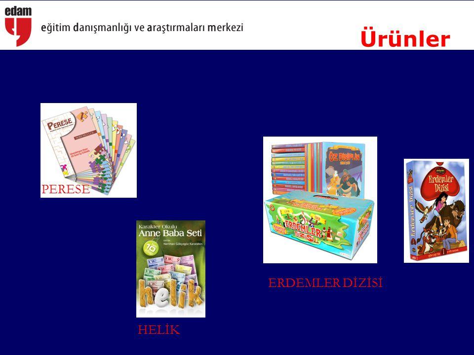 Ürünler HELİK ERDEMLER DİZİSİ PERESE