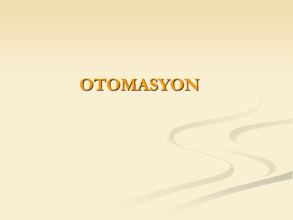 OTOMASYON