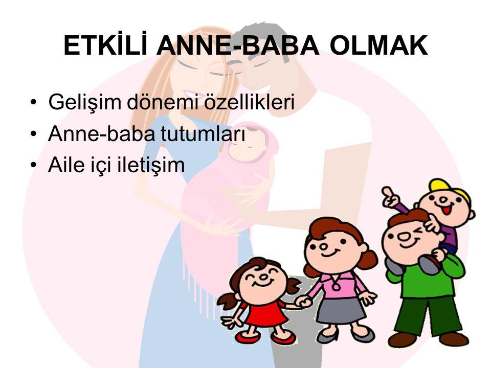 GELİŞİM DÖNEMLERİ