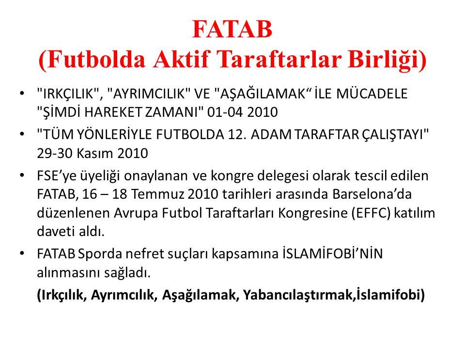 FATAB (Futbolda Aktif Taraftarlar Birliği)