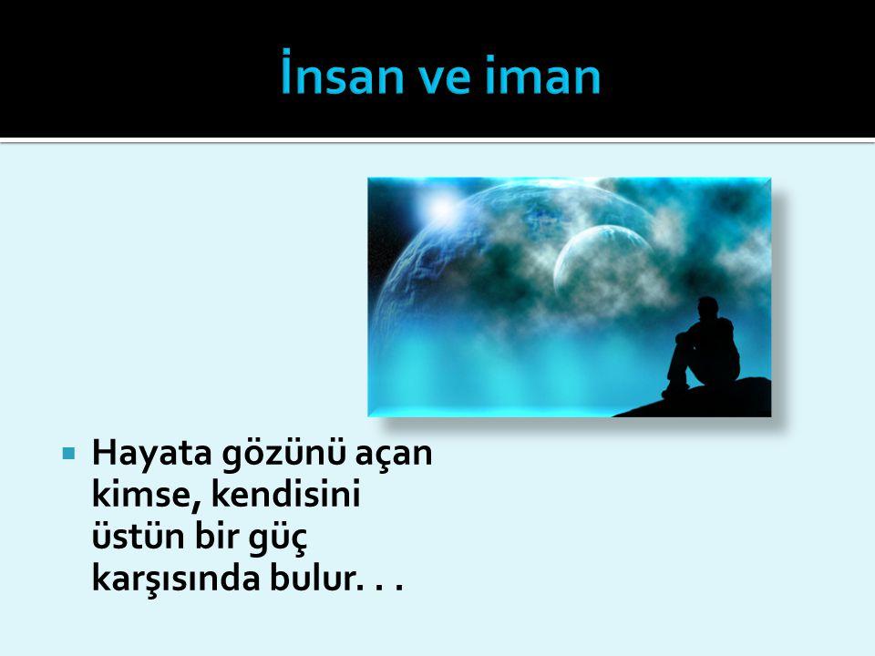  Şüphesiz, Allah katında din İslâm'dır.