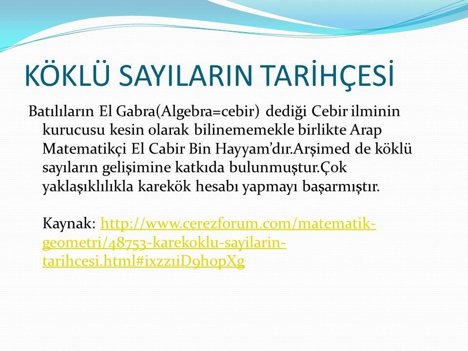 KULLANILAN KAYNAKLAR I.www.cerezforum.com www.cerezforum.com II.