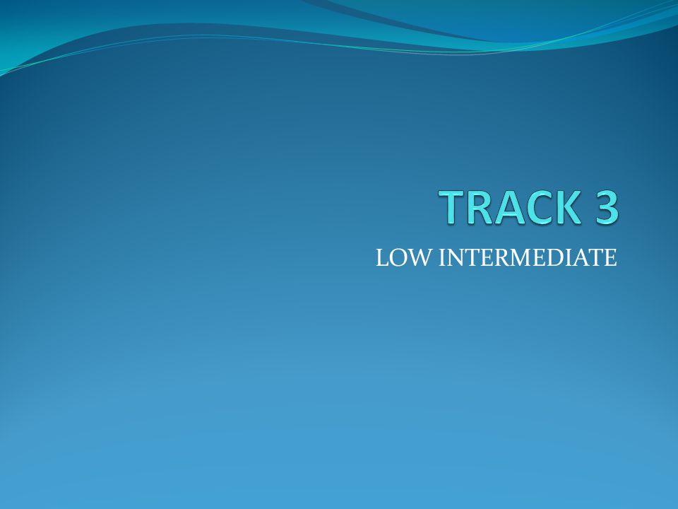 LOW INTERMEDIATE